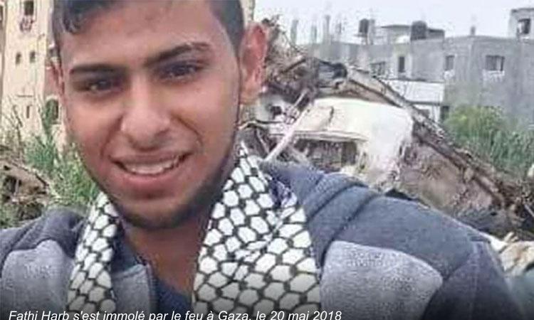 Un jeune Palestinien s'immole pour protester contre le Hamas à Gaza et tout le monde s'en fout