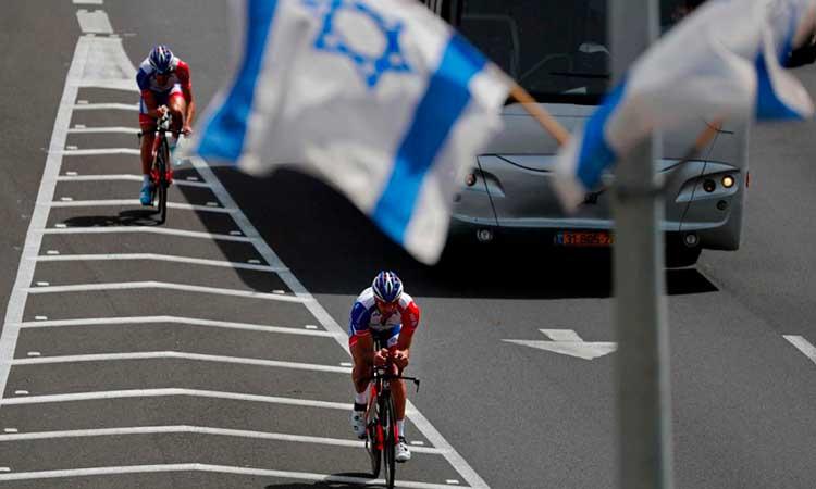 Giro : un milliard de téléspectateurs découvrent la réalité d'Israel