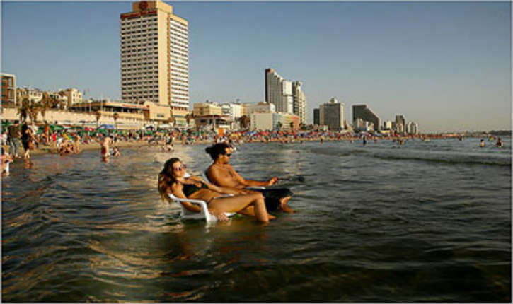 Israël : l'industrie du tourisme israélien est en perpétuelle croissance
