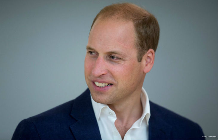 Le prince William visitera Israël fin juin
