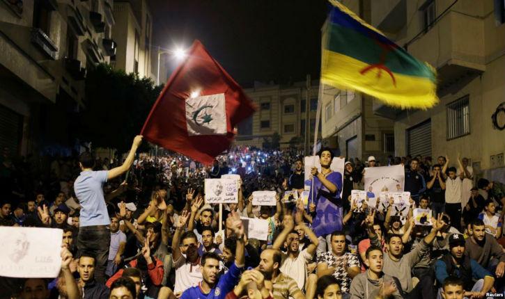 Procès des amazigh au Maroc: 20 ans de prison ferme pour avoir réclamé une vie digne