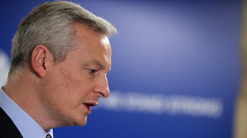 Bruno Le Maire : «la plupart» des entreprises françaises ne pourront pas rester en Iran