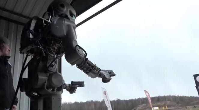 [Vidéo] l'ONU tire la sonnette d'alarme sur les «robots tueurs autonomes» animés par l'intelligence artificielle