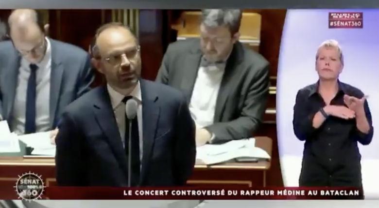 Édouard Philippe refuse d'interdire le concert de Médine au Bataclan : « Nous respecterons scrupuleusement et la liberté d'expression, et la loi » (Vidéo)