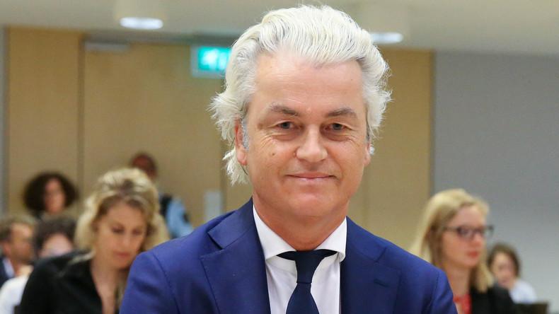 Pays Bas : Geert Wilders reçoit l'autorisation d'organiser un concours de caricatures de Mahomet au parlement