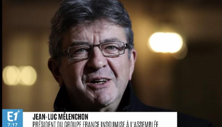 Fake news et mensonges de Jean-Luc Mélenchon : « Les migrants syriens sont des gens formés, des médecins, des ingénieurs et le reste ! Ils se sont mis au boulot aussitôt »