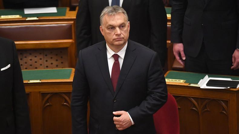 Loi «Stop Soros» : le gouvernement hongrois veut emprisonner ceux qui aident les migrants illégaux