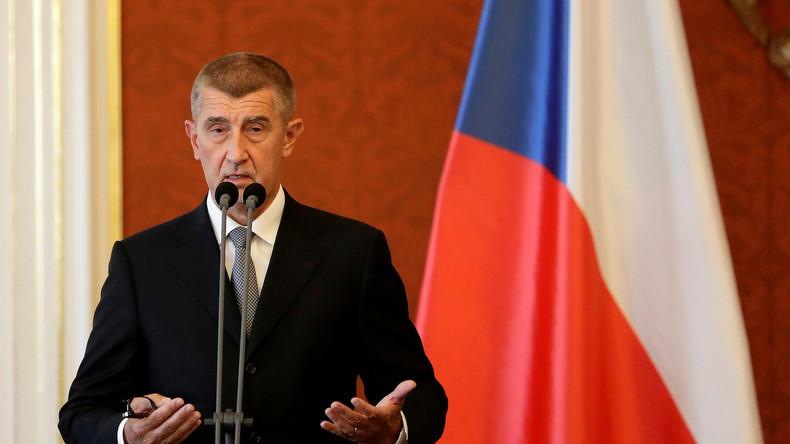 Le Premier ministre tchèque approuve les manifs anti-immigration de Chemnitz et déclare : « Nous ne voulons pas vivre en Afrique ! »