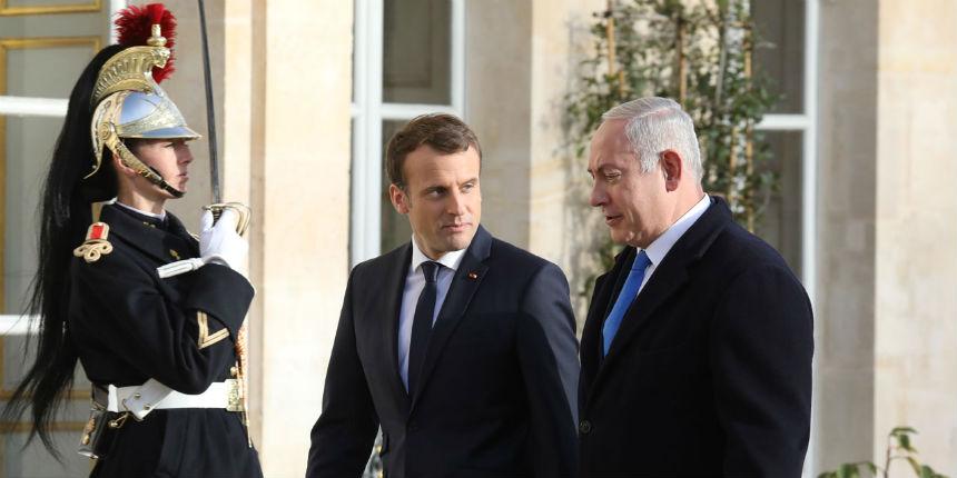 Netanyahu à Paris : des syndicats de journalistes gauchistes protestent, avouant ainsi le parti pris anti-israélien des journalistes français