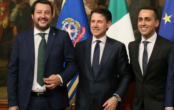 Bateau Aquarius : 80% des Italiens soutiennent la décision de Matteo Salvini de refuser d'accueillir les bateaux de migrants, n'en déplaise à Macron