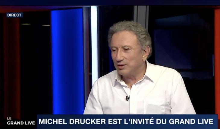 Michel Drucker en Israël «Je suis allé visiter une base de l'armée israélienne et j'ai vu l'amour que cette jeunesse a pour ce pays» (Vidéo)