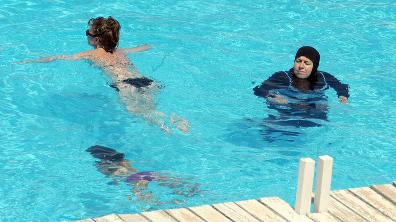 """""""Le burkini, ça n'a rien à faire dans une piscine !"""" estime l'écologiste Yannick Jadot"""
