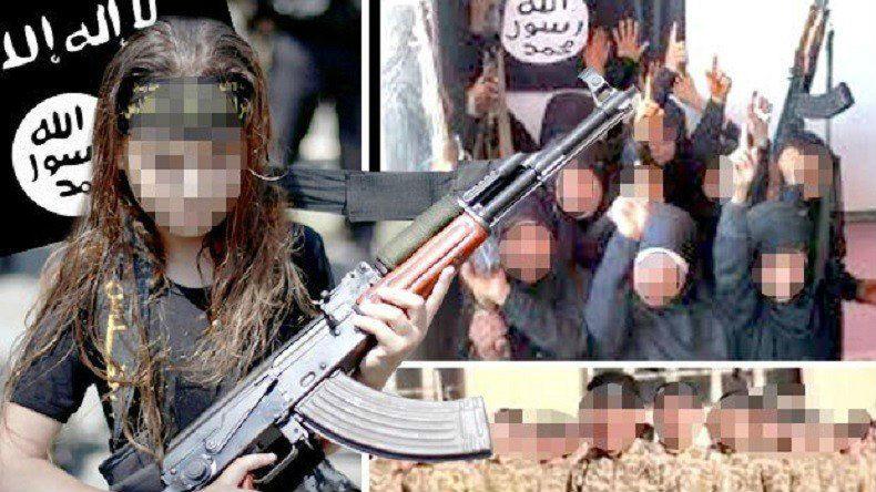Deux adolescents français tuent des Syriens dans une vidéo choquante de Daesh