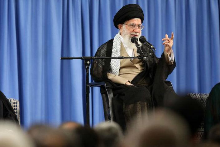 L'ayatollah Khamenei «Le régime sioniste périra dans un proche avenir. Israël devrait être annihilé»
