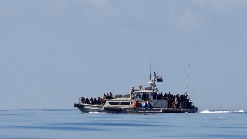 L'Italie va livrer 12 bateaux de migrants aux garde-côtes libyens