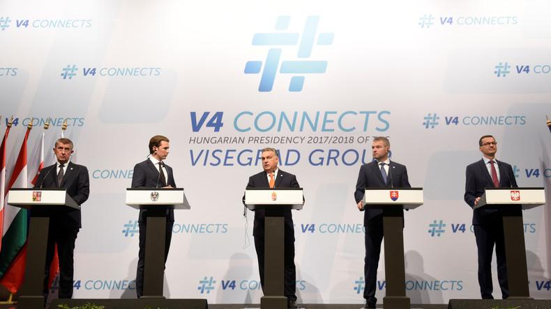 Les pays «anti-migrants», Hongrie en tête, boycotteront le mini-sommet européen sur l'immigration