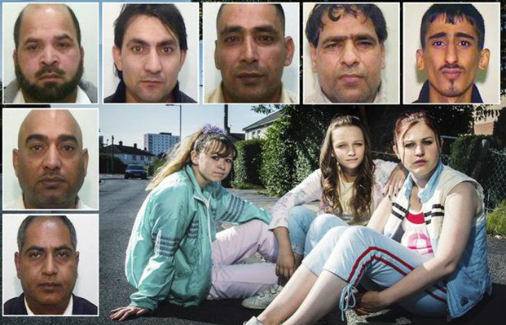 «Three Girls» : la mini-série choc sur le trafic sexuel d'adolescentes blanches par des Pakistanais qui a bouleversé l'Angleterre (Vidéo)