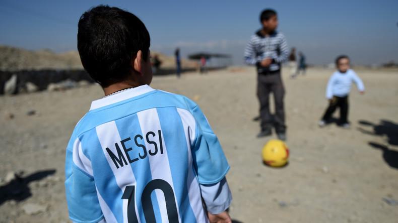 Les Palestiniens appellent à «brûler» les maillots de Messi s'il joue le match amical Israël-Argentine