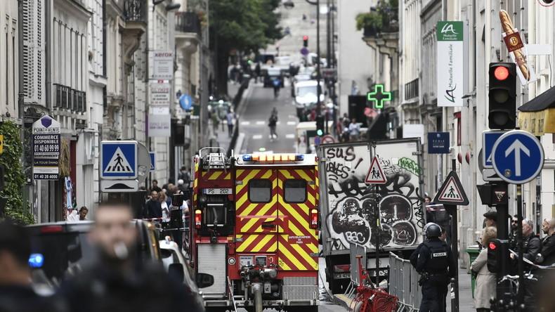 Paris : prise d'otages en cours dans le Xe arrondissement. L'assaut a été donné, le forcené arrêté. Pas de blessé (IMAGES)