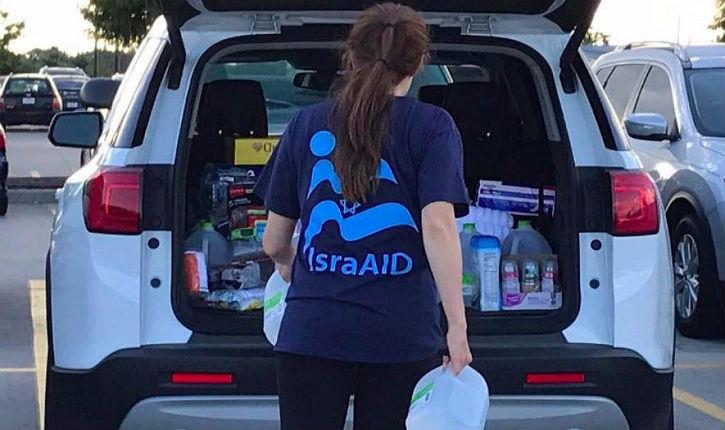 Des professionnels japonais, formés en Israel, aident les victimes des inondations d'Okayama