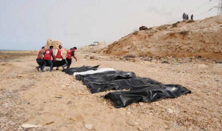 En plein canicule, l'Algérie arabo-raciste laisse périr les noirs dans le Sahara