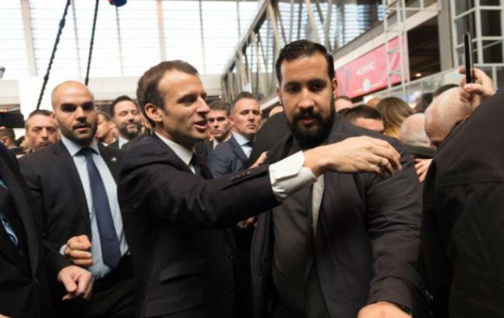 Franz-Olivier Giesbert sur Benalla : «L'Elysée ment depuis le début. Macron vivait dans l'impunité, avec ce M. Sécurité qui allait casser du manifestant.» (Vidéo)
