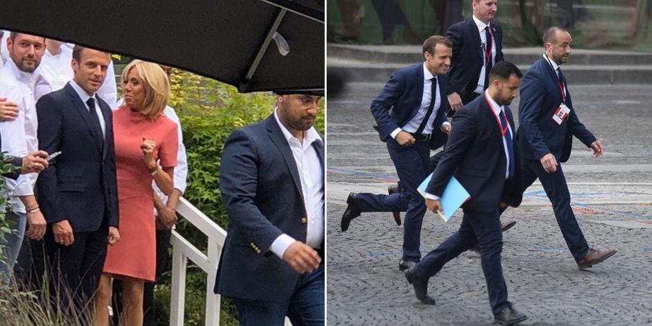 L'Elysée a poussé Alexandre Benalla, un «intime» du couple Macron, au poste de sous-préfet
