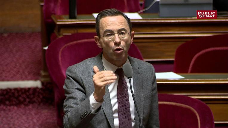 """""""La charia commence à s'appliquer en France"""", s'inquiète Bruno Retailleau (Vidéo)"""