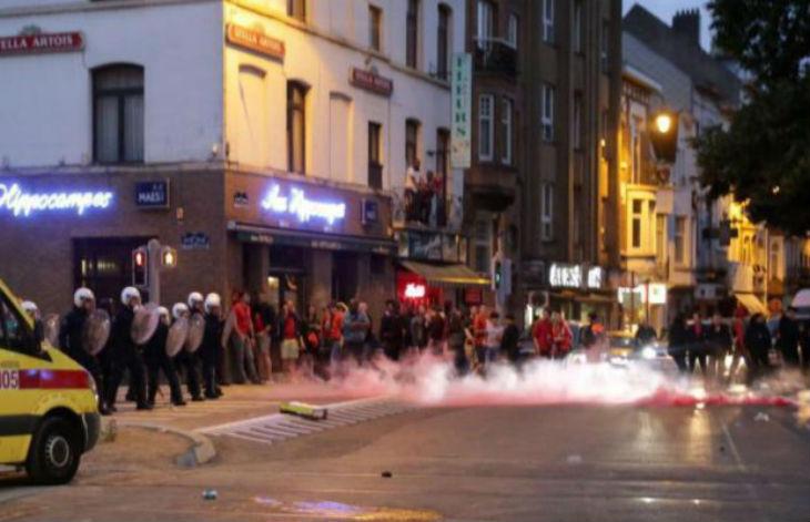 Émeute après le match France-Belgique à Bruxelles : « Entre 100 et 150 Africains » ont attaqué la police