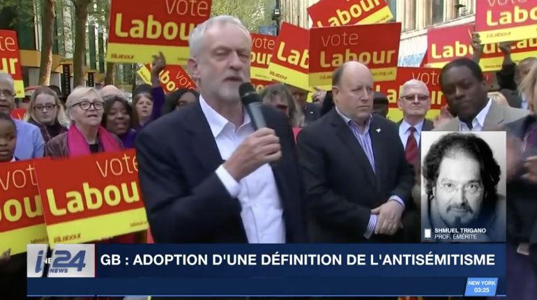 Royaume-Uni : le parti travailliste accusé d'antisémitisme (Vidéo)