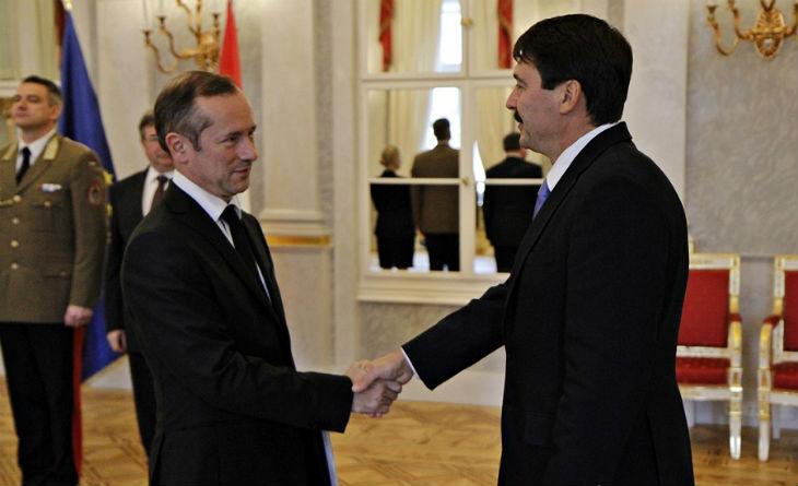 Hongrie : L'ambassadeur de France limogé par Macron décoré de la Grande-Croix de l'Ordre du Mérite de Hongrie