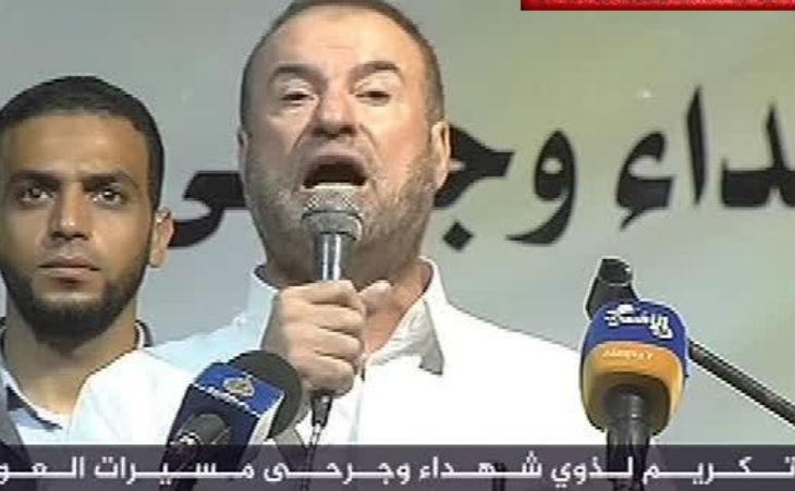 Fathi Hammad, dirigeant du Hamas : «Nous allons nettoyer la Palestine de la saleté des juifs, guérir la nation du cancer juif ! Netanyahou, Lieberman, nous venons vous décapiter !» (Vidéo)