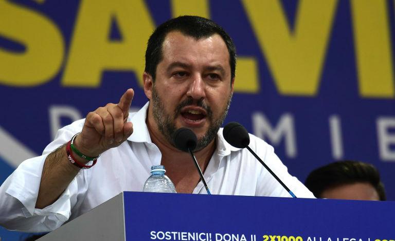 Matteo Salvini : «Il n'a y a pas de guerre en Algérie, pourquoi les migrants algériens viennent chez nous ? »