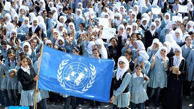 Le département d'État américain a dissimulé le rôle de l'ONU dans les manuels scolaires palestiniens pro-terroristes et antisémites (Vidéo)