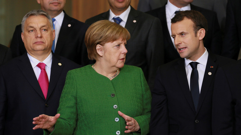 Viktor Orban ne veut pas d'un «leadership français de l'Europe, payé par de l'argent allemand»