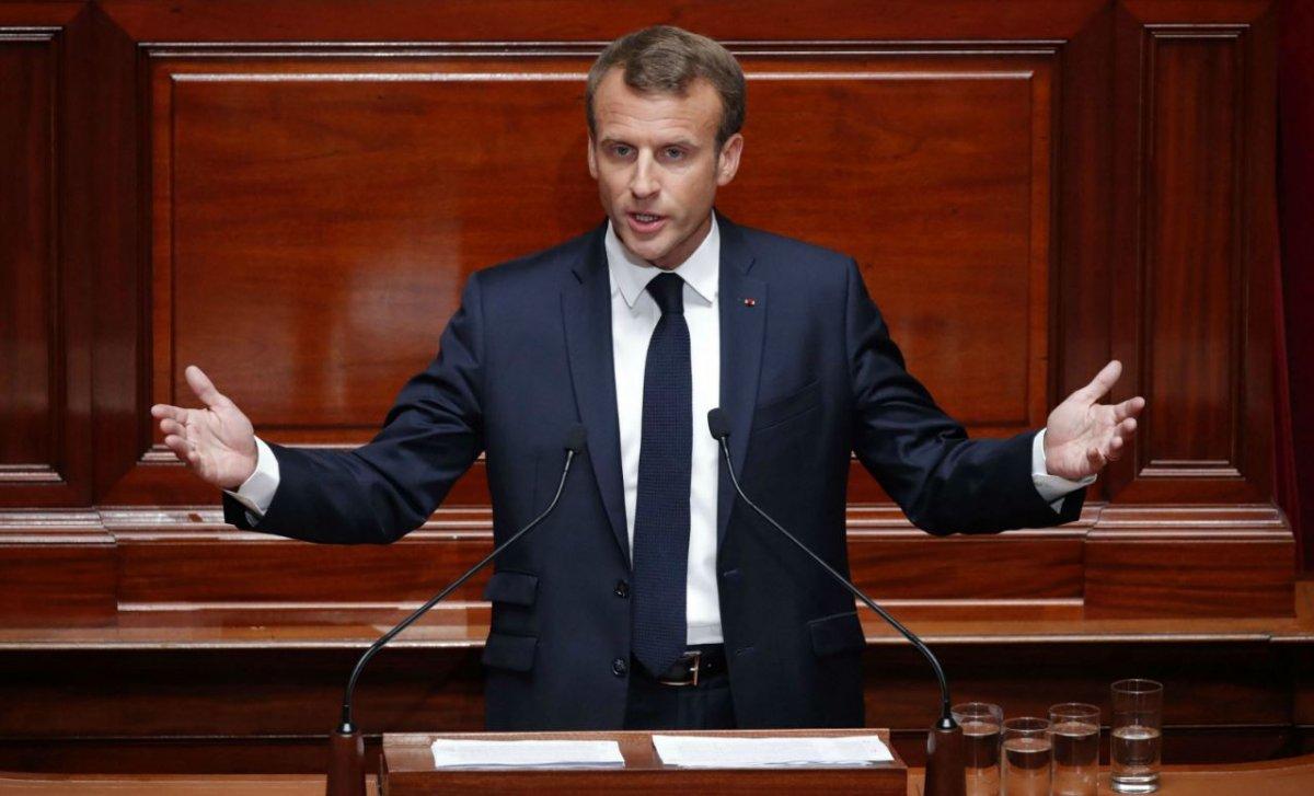 Macron, l'islam et les religions: les républiques de la « partition »
