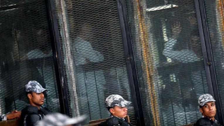Egypte: La justice condamne à mort 75 islamistes