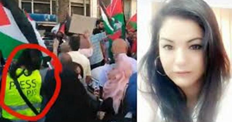 Deux femmes journalistes violemment battues par les Palestiniens pour les faire taire. Silence absolu des médias européens qui n'y voient «aucun mal»