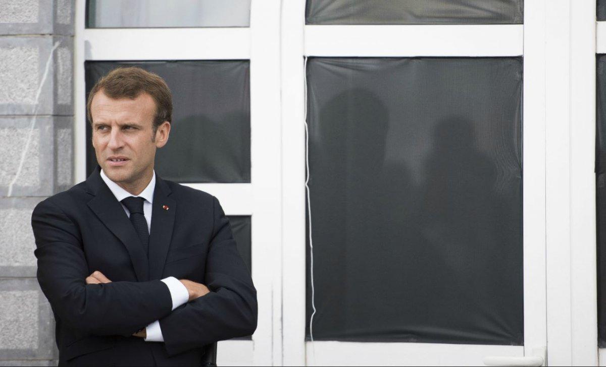 Sa gestion de l'Aquarius plombe la popularité de Macron