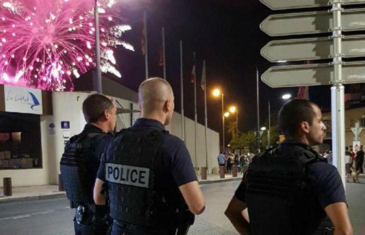 La Ciotat (13) : 80 racailles, aux visages dissimulés, ont voulu agresser des policiers le soir de la finale de la Coupe du Monde