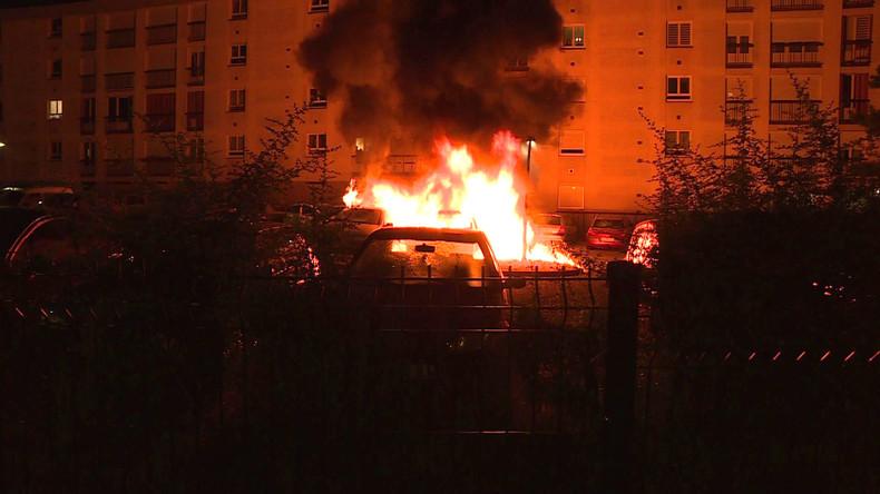 France : 4ème nuit d'émeutes dans les banlieues (vidéos)