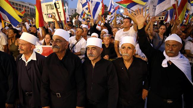 Le droit des peuples à disposer d'eux-même: c'est la loi de l'Etat Nation, n'en déplaise aux druzes