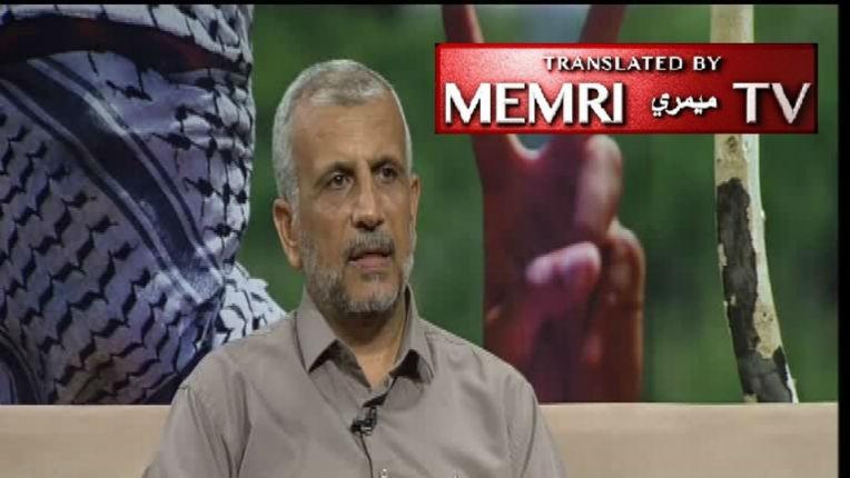 Antisémitisme ordinaire à la TV de Gaza, un professeur d'université : «Les juifs sont des déchets humains, ils sont derrière chaque complot» (Vidéo)