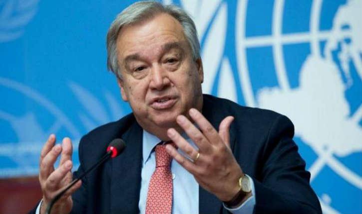 Les propositions surréalistes du secrétaire-général de l'ONU pour «protéger les Palestiniens»