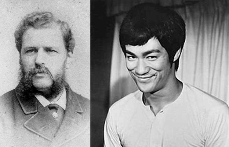 Bruce Lee avait un grand-père juif