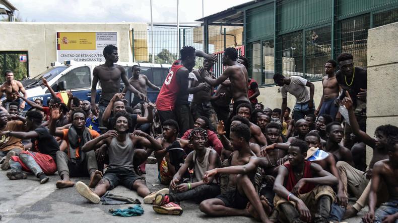 L'Espagne veut renvoyer au Maroc 116 migrants entrés illégalement