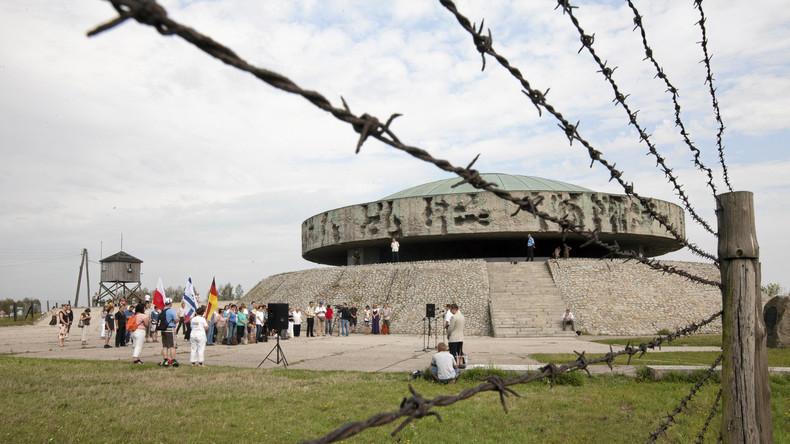 Pologne : deux lycéens Israéliens filmés se dénudant dans le camp d'extermination de Majdanek