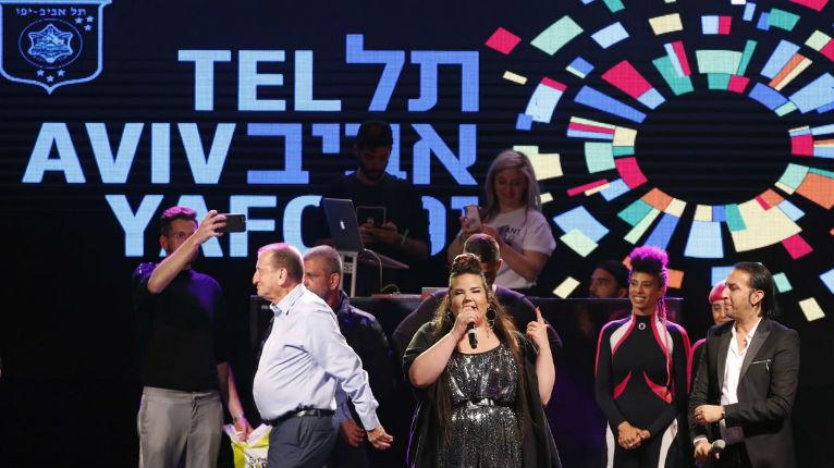 Eurovision: Israël trouve in extremis une solution pour organiser l'édition 2019