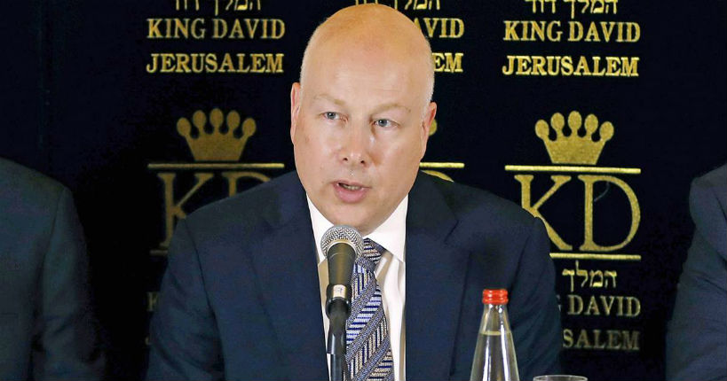 Conseil de sécurité : Jason Greenblatt critique l'Autorité palestinienne et l'ONU pour avoir contribué au financement des terroristes