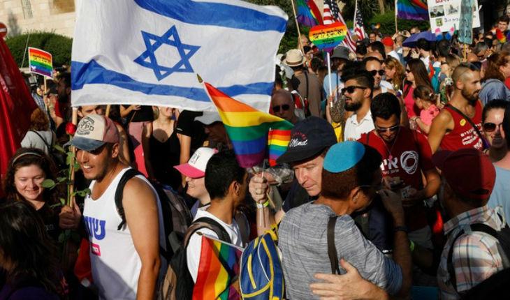 Jérusalem: 15.000 personnes défilent à l'occasion de la Gay Pride